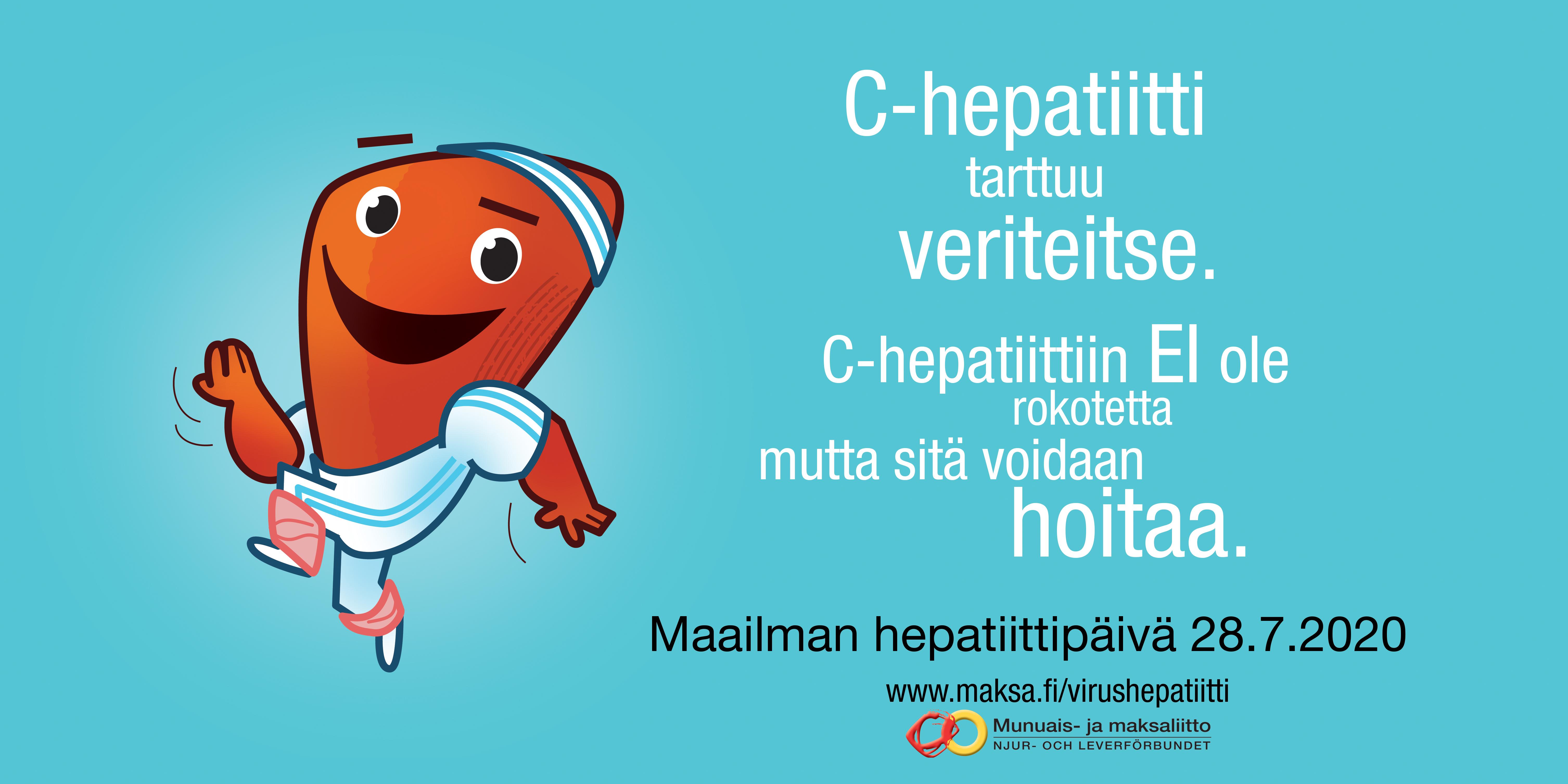 C Hepatiitti